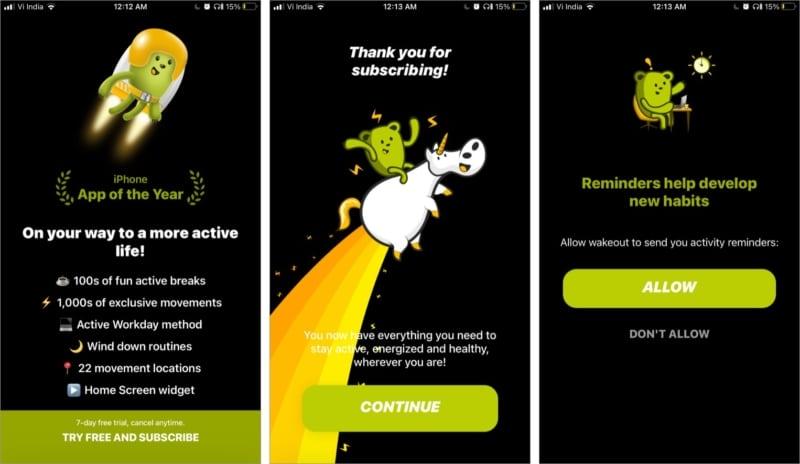 Как приложение Wakeout для iOS помогает оставаться в форме и сосредоточиться
