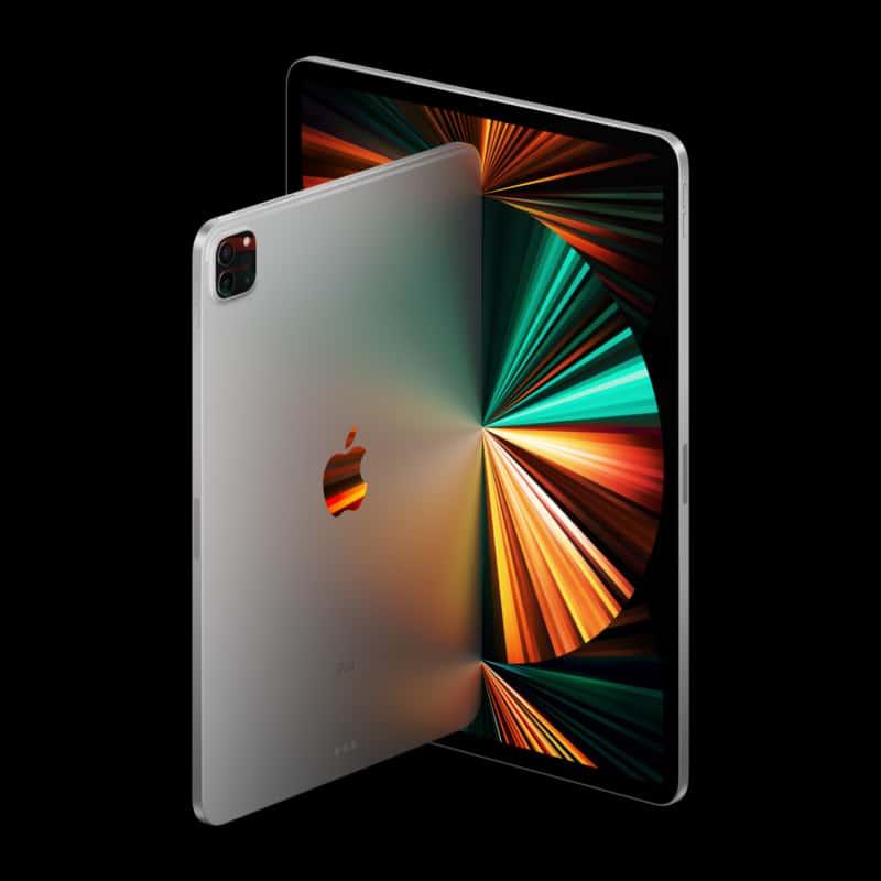 Дизайн нового iPad Pro 2021 года