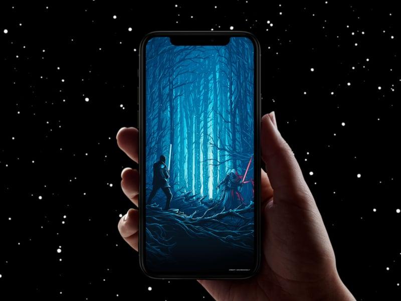 звездные войны iphone обои 12