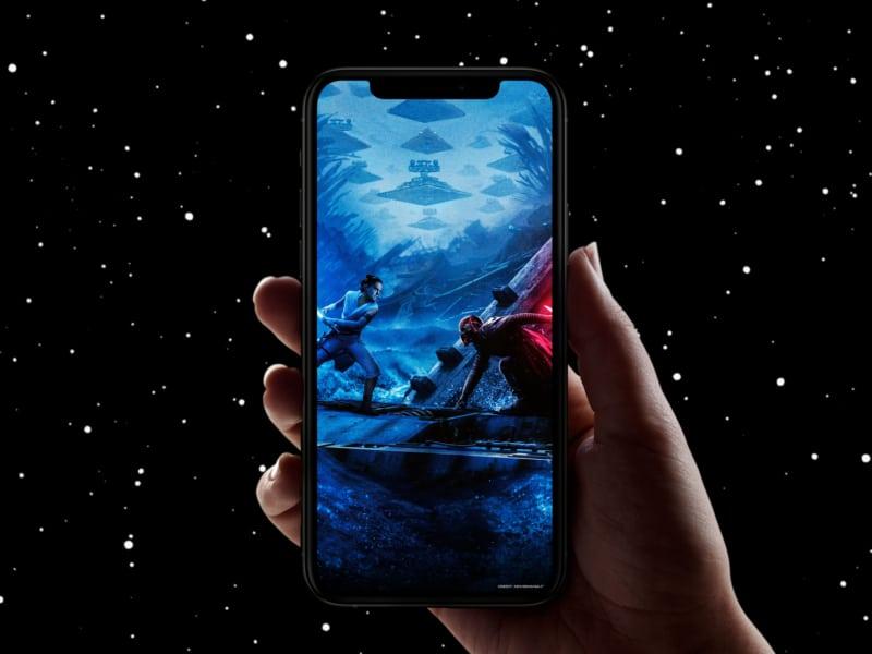 звездные войны iphone обои 5