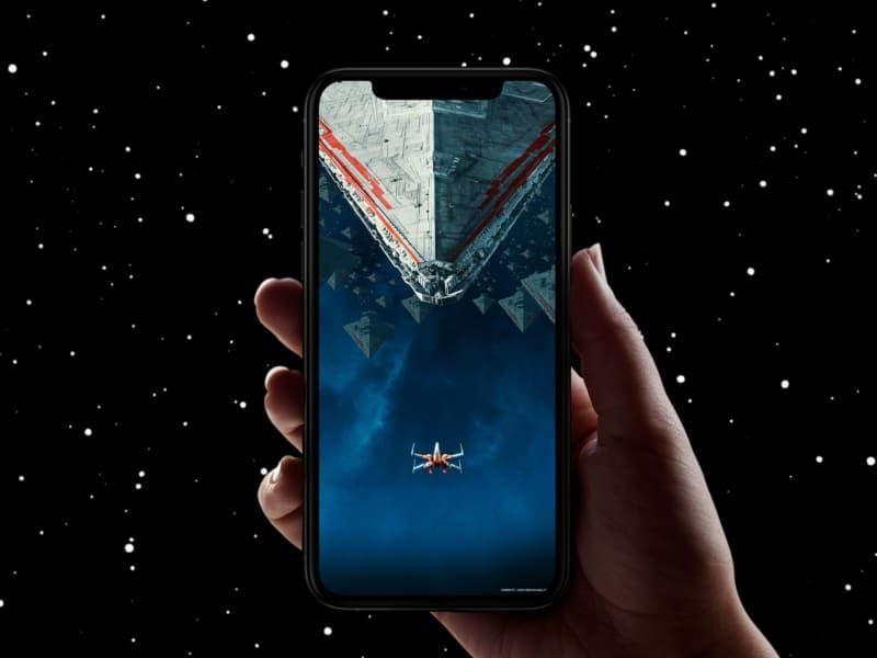 звездные войны iphone обои 6