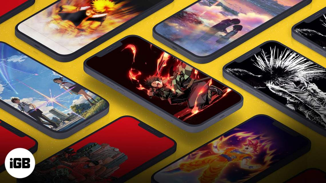 13 Free Anime Wallpapers For Iphone In 2021 4k Quality Igeeksblog