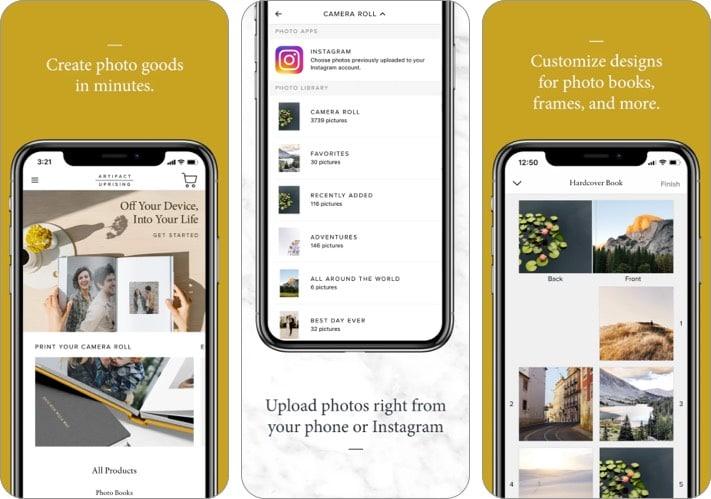Скриншот приложения Artifact Uprising для iPhone