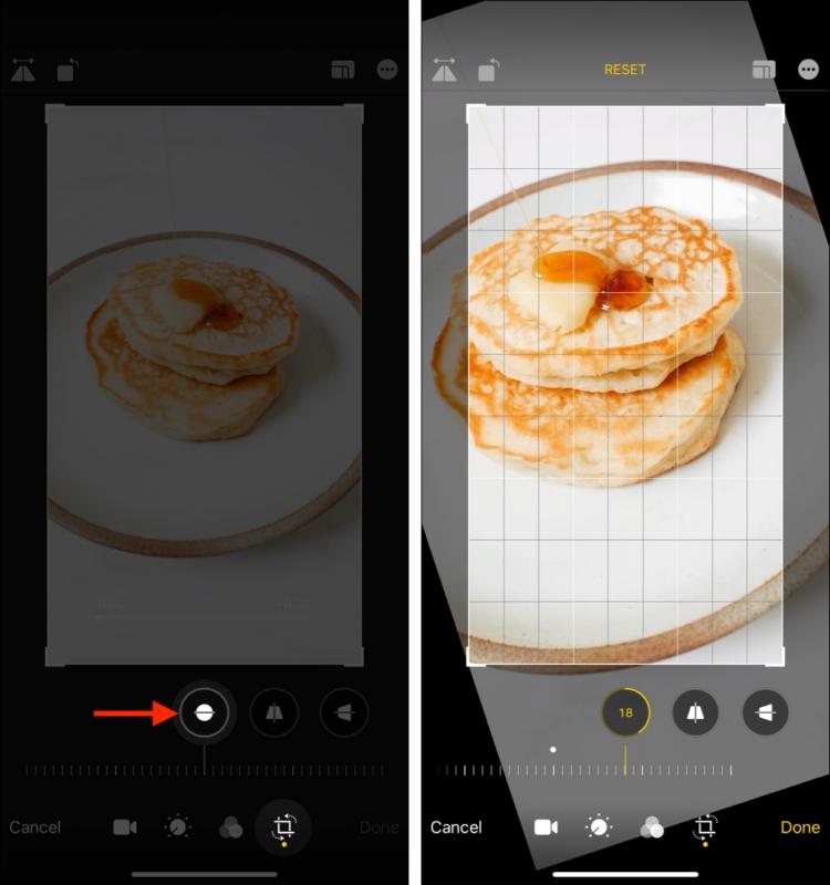 Как свободно вращать видео на iPhone