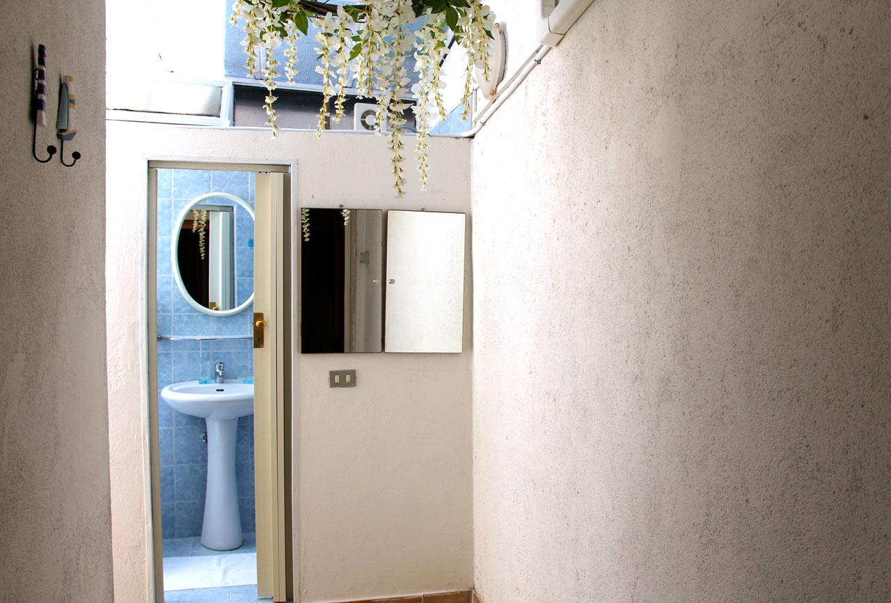le nostre stanze  BB I Gelsomini Roccella Jonica  Bed