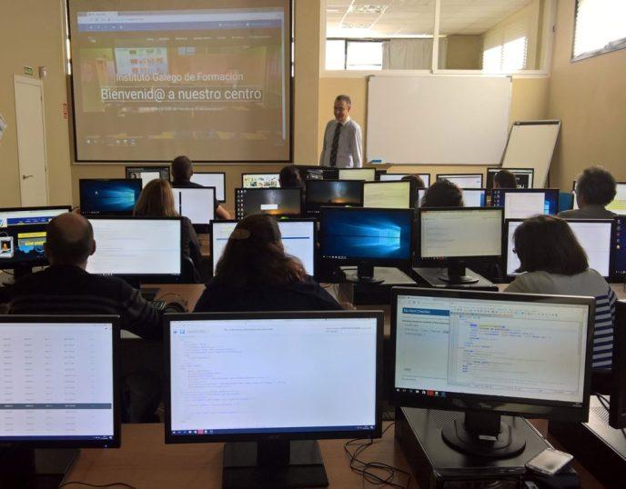 Aula Instituto Galego de Formación