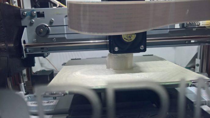Solidworks Impresora 3D Instituto Galego de Formación