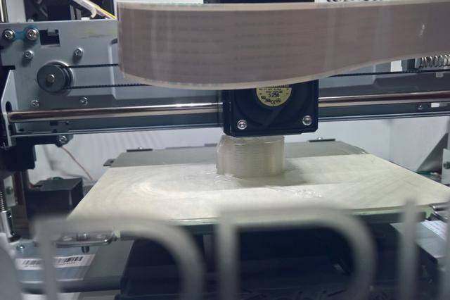 Impresora 3D Instituto Galego de Formación