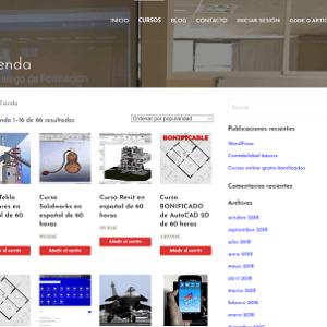 Curso comercio electrónico en el instituto Galego de Formación