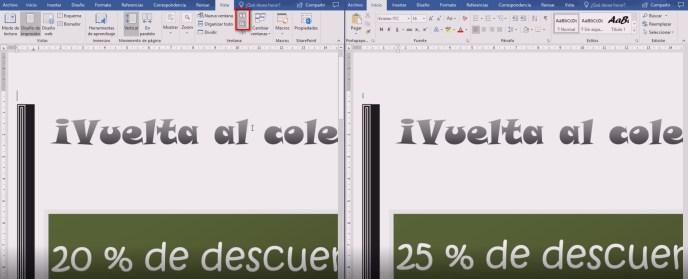 Comparar documentos en paralelo desplazamiento sincrónico en el Instituto Galego de Formación