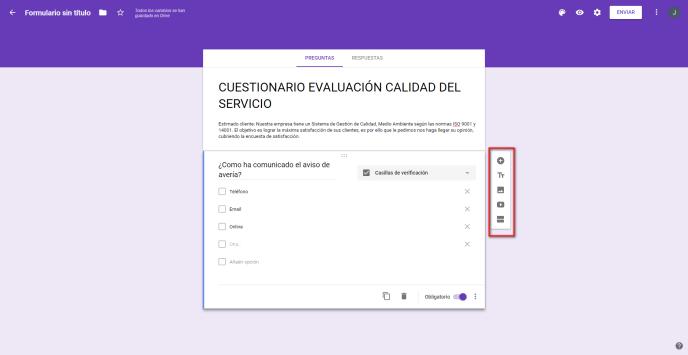 Añadir nueva pregunta - Instituto Galego de Formación