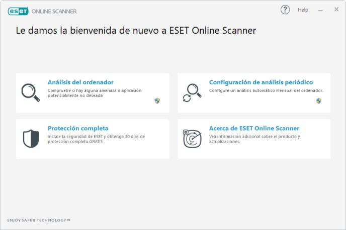 Análisis ESET - Instituto Galego de Formación