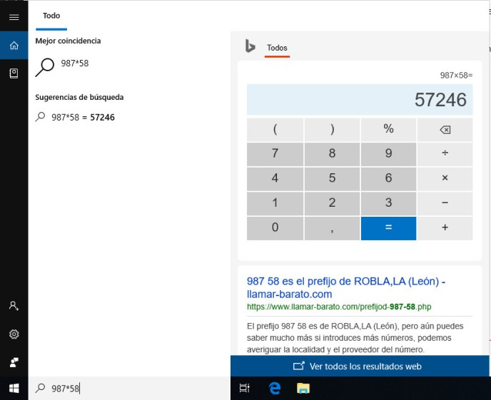 Operaciones en Cortana en Windows 10  - Instituto Galego de Formación