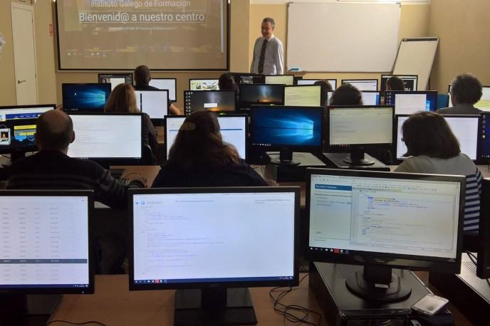 Academia en Culleredo - Instituto Galego de Formación