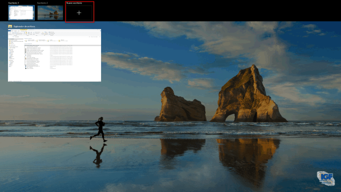 Crear Escritorios virtuales en windows 10 - igf.es