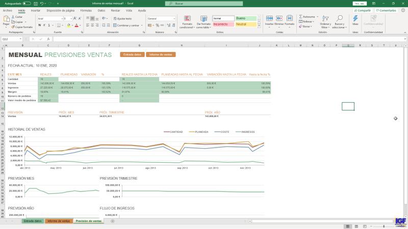 Curso profesional de Excel bonificado - igf.es