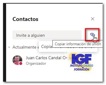 Como crear una reunión con Microsoft Teams - igf.es
