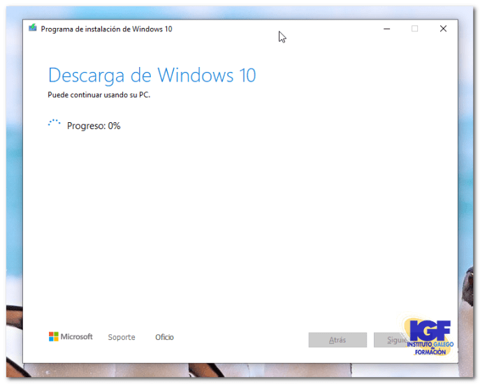 Descargar Windows 10 gratis