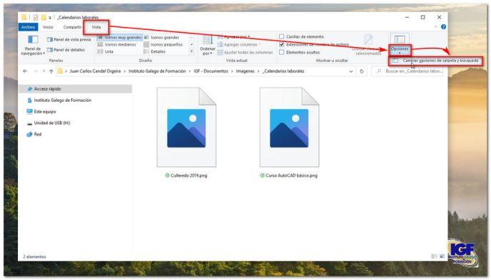 Vistas miniatura en Windows 10 - igf.es
