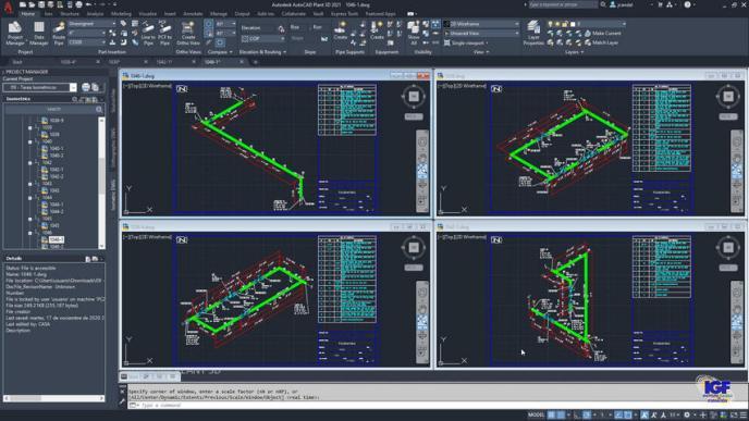 Curso premium de AutoCAD Plant 3D bonificado - igf.es