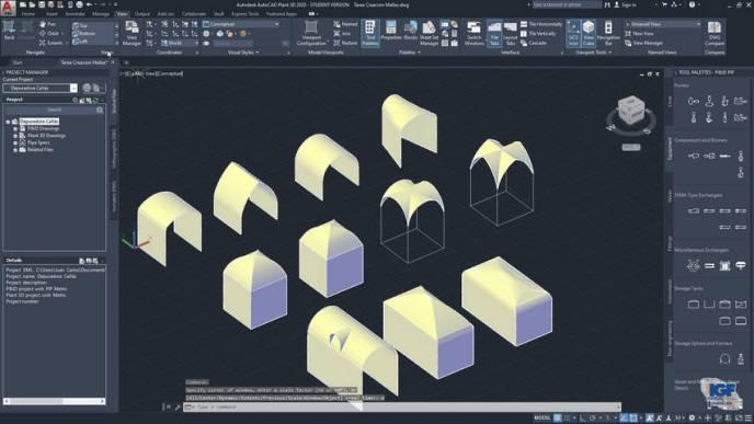 Curso bonificado de AutoCAD 3D - igf.es
