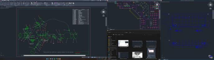 Ventanas flotantes AutoCAD 2022 en dos monitores - igf.es.jpg