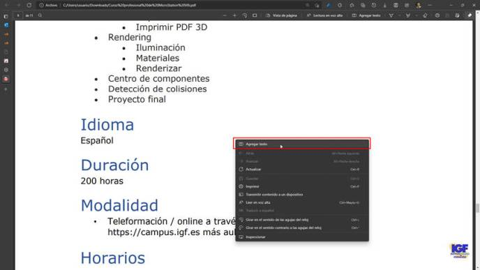 Novedades Microsoft Edge - igf.es