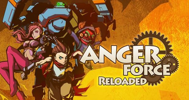 AngerForce Reloaded Free Download PC Game