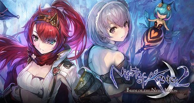 Nights of Azure 2 Bride of the New Moon Free Download PC Game