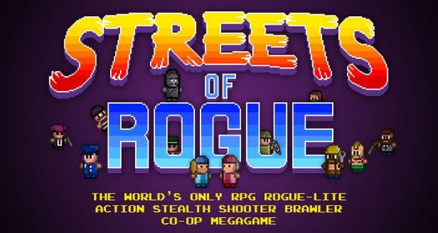 Streets of Rogue Free Download PC Game
