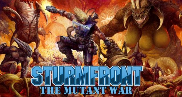 SturmFront The Mutant War Free Download PC Game