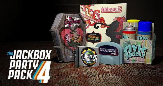 The Jackbox Party Pack 4 Free Download PC Game