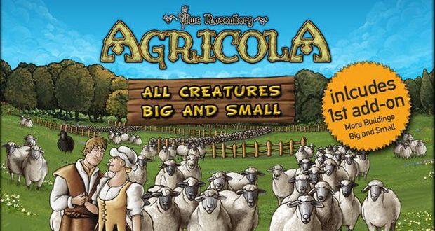 Agricola All Creatures Big and Small Free Download