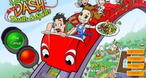 Cooking Dash 3 Thrills and Spills Free Download