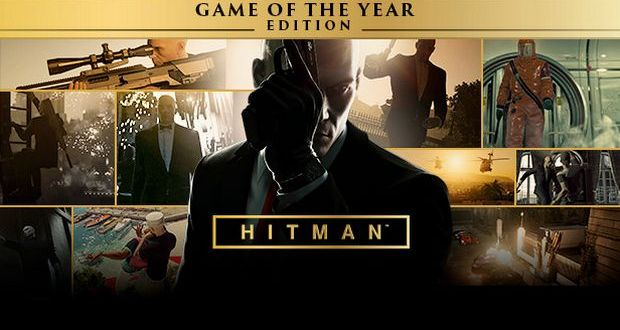 HITMAN Game of The Year Free Download