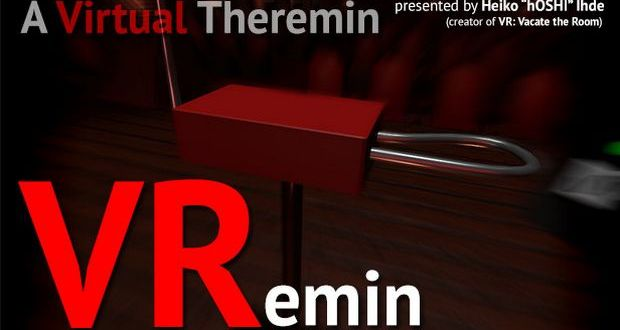 VRemin A Virtual Theremin Free Download