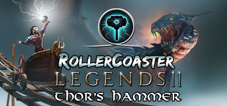 RollerCoaster Legends II Thors Hammer