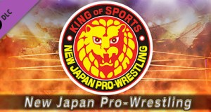 Fire Pro Wrestling World: New Japan Pro Free Download DLC