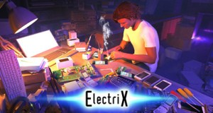 ElectriX Electro Mechanic Simulator Free Download PC Game