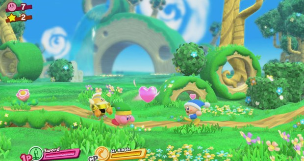 kirby star allies pc download Free