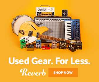 Reverb has it all