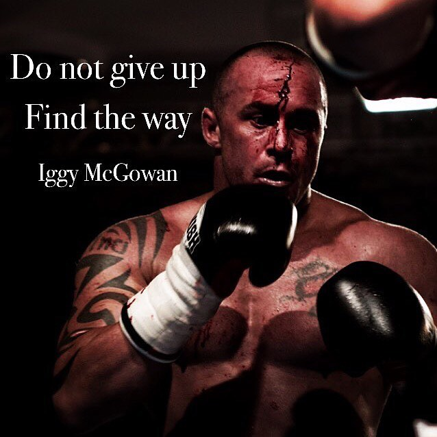 Do Not Give Up. Find The Way.