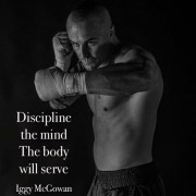Discipline the Mind. The Body will Serve.