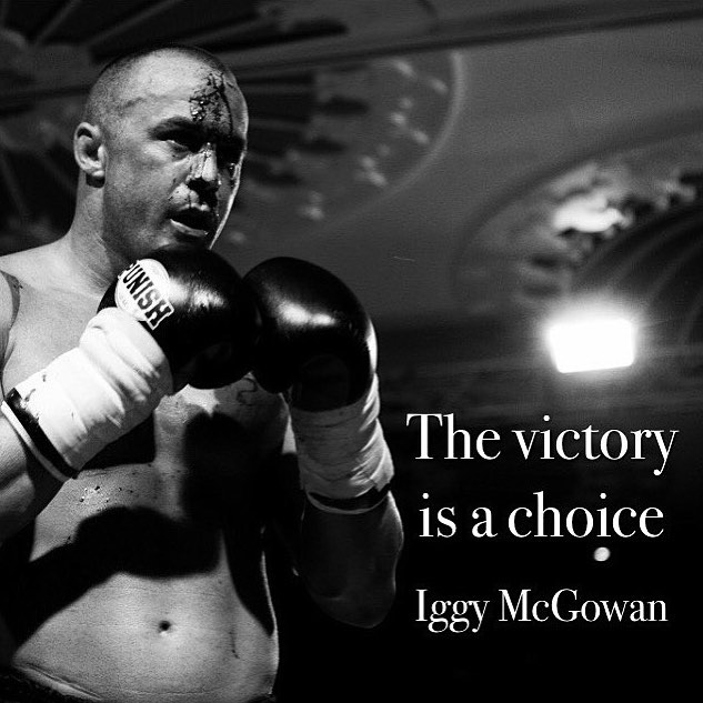 The Victory Is A Choice