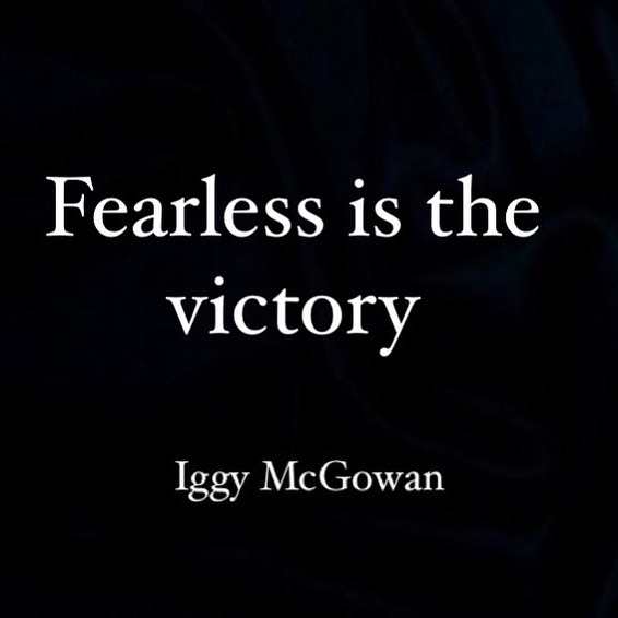 Fearless Is The Victory