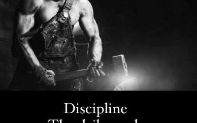 Discipline. The Daily Work.