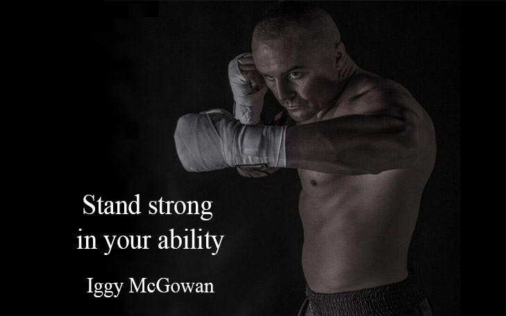 Stand Strong In Your Ability