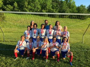 Congrates to our Girls Soccer Team