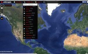 WikiMapia - Alternative to Google Maps - Classic old Map