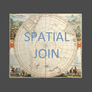 Spatial Join in QGIS